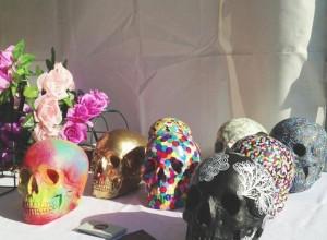 Skulls by NinaMarlena