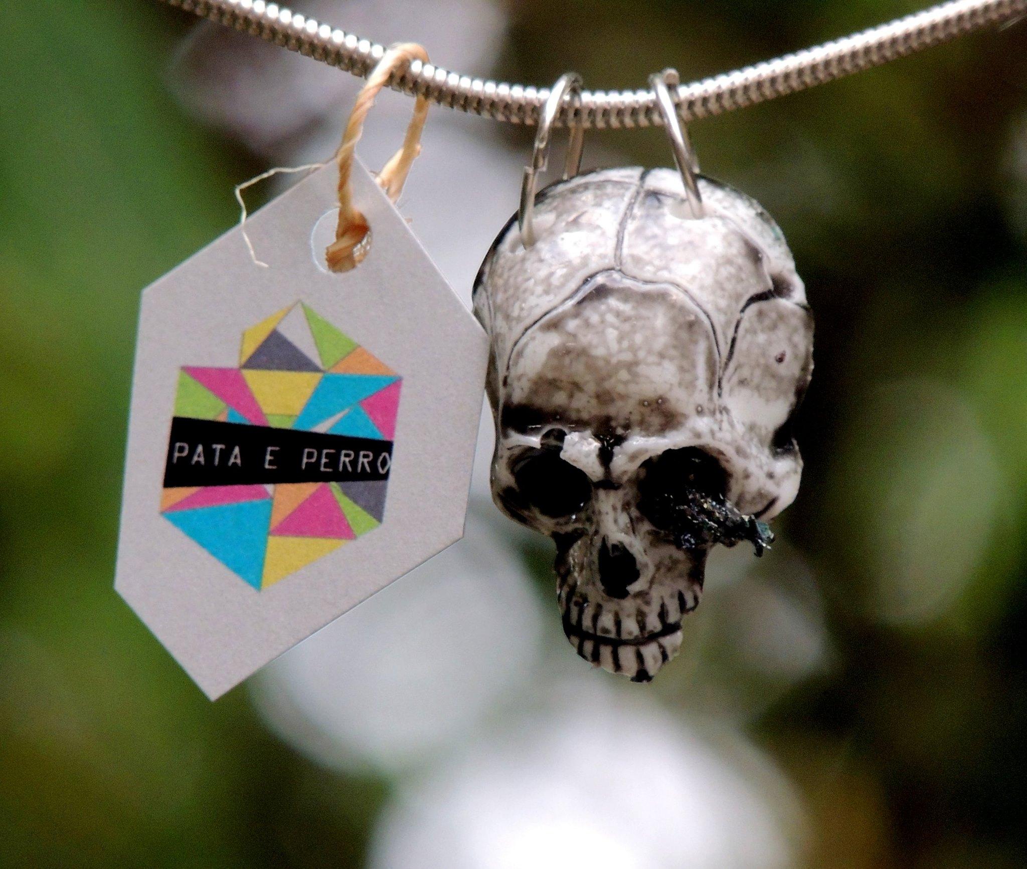 Skull Jewelry by Pata E Perro (2)