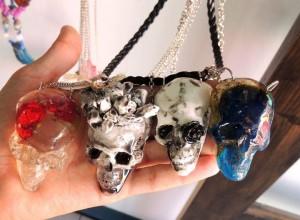 Skull Jewelry by Pata E Perro