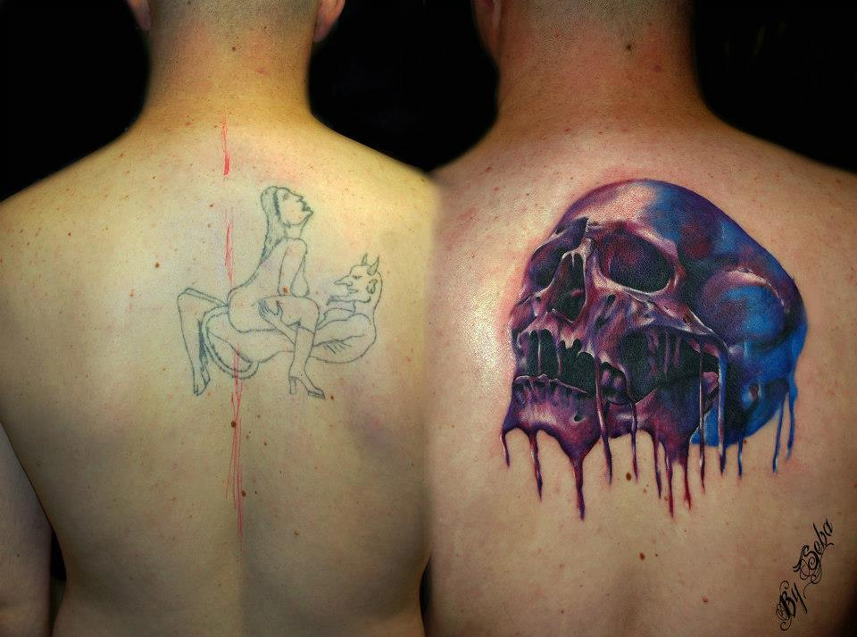 cover tattoo Sebastian Nowacki