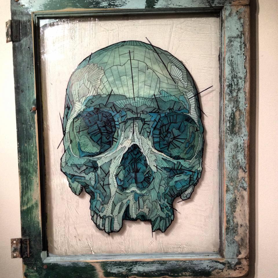 skull by Chris Austin (4)