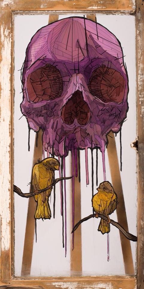 skull by Chris Austin (6)