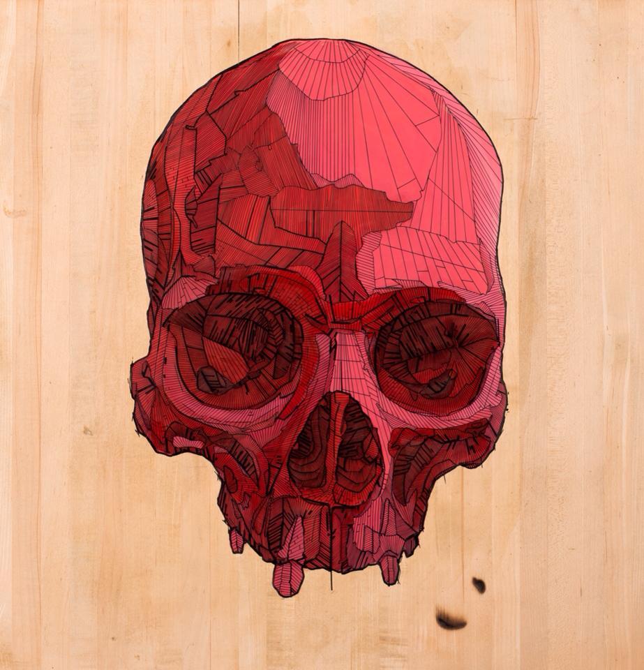 skull by Chris Austin Art (2)