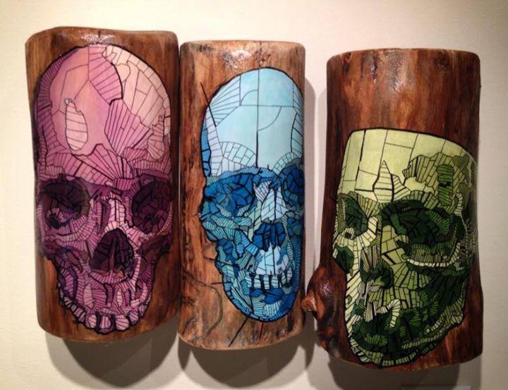 skull by Chris Austin Art (3)