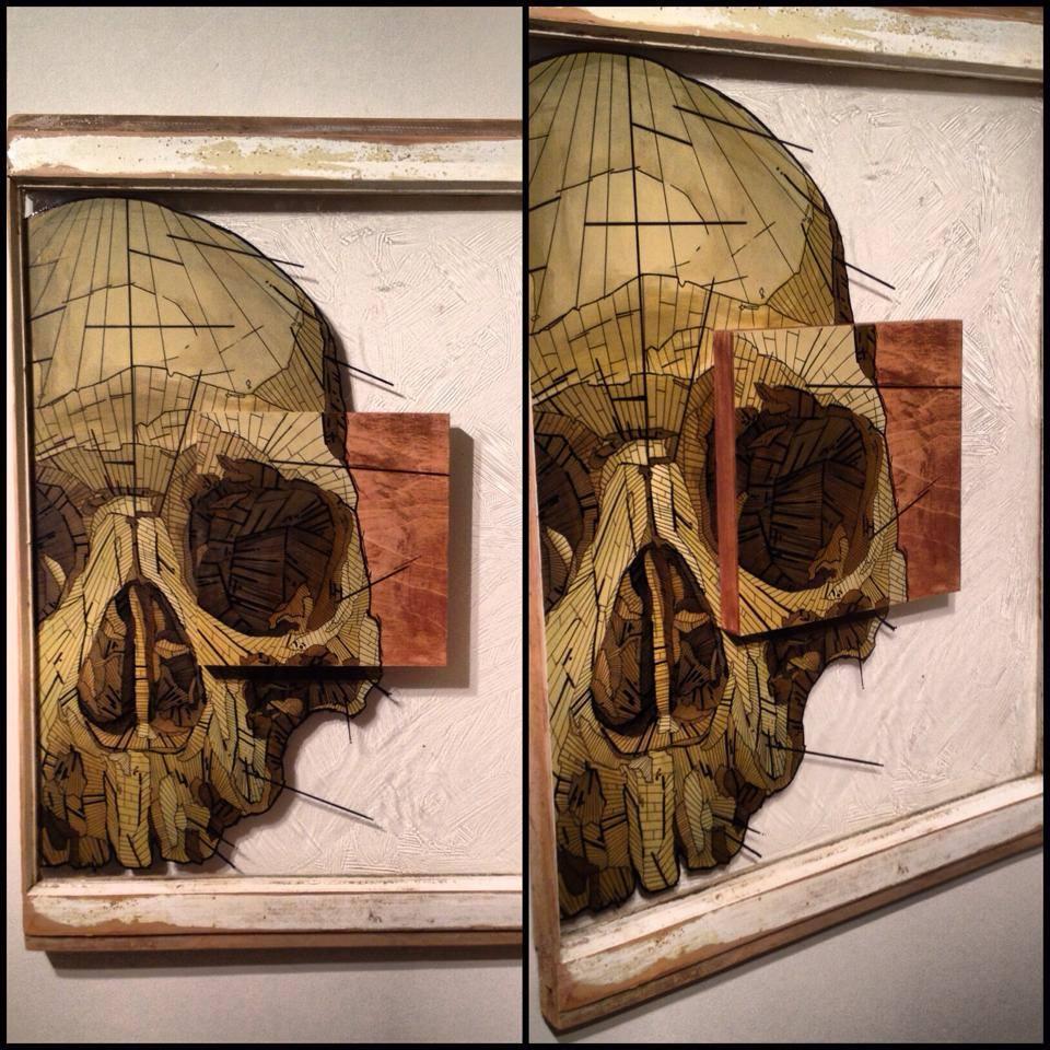 skull by Chris Austin Art (4)