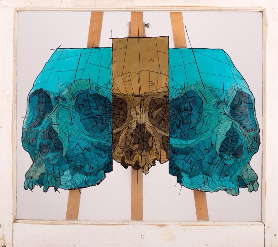 skull by Chris Austin Art (6)