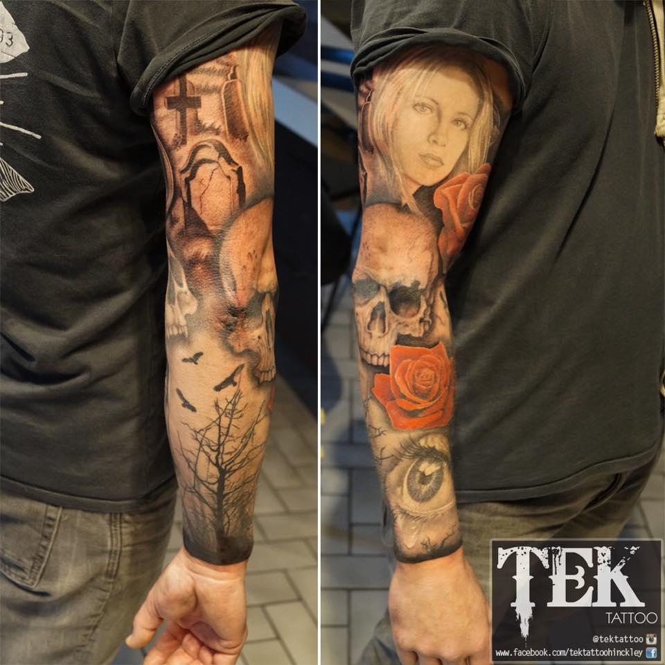 tek tattoo