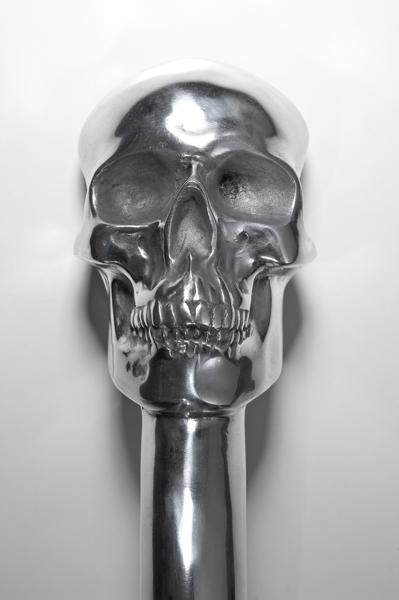 skull handle