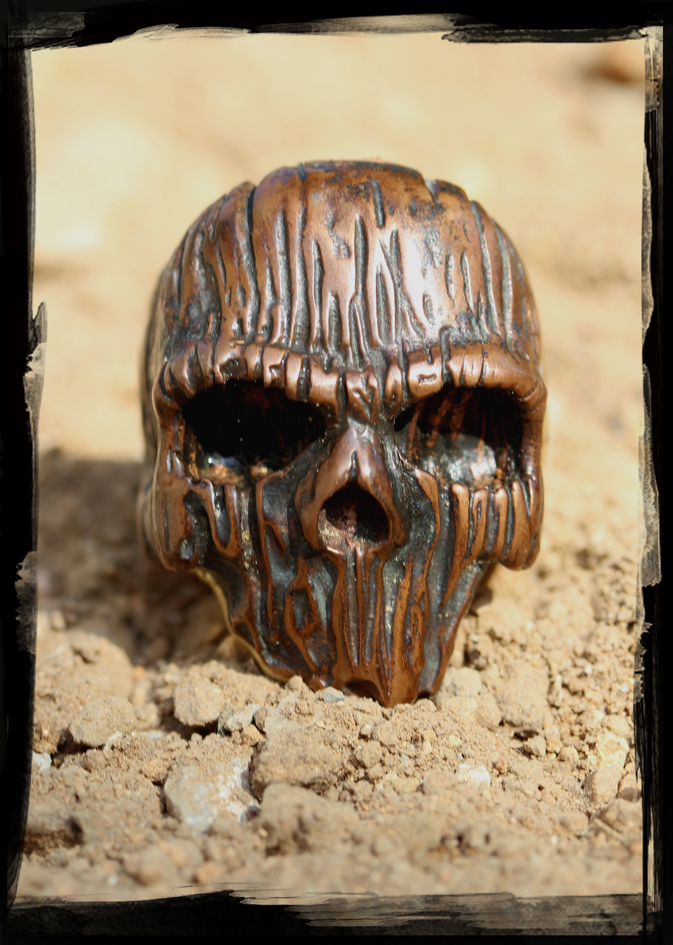 Chris Anderson skull ring (2)