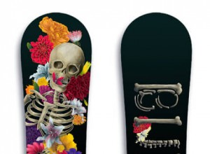 Burton Rebirth Snowboard Design by Tyler Poyant