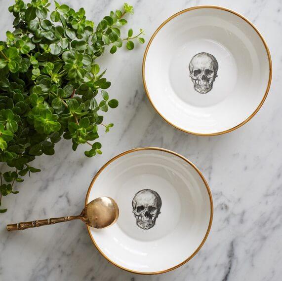 Melody Rose bowls