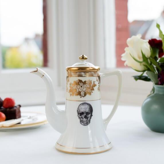 Melody Rose coffee pot