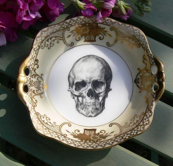 Melody Rose plate