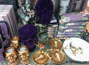 Paperchase skull collection