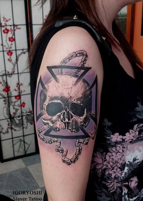 Tattoo by Igoryoshi