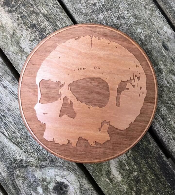 Coaster Set by Jack of Skulls (2)