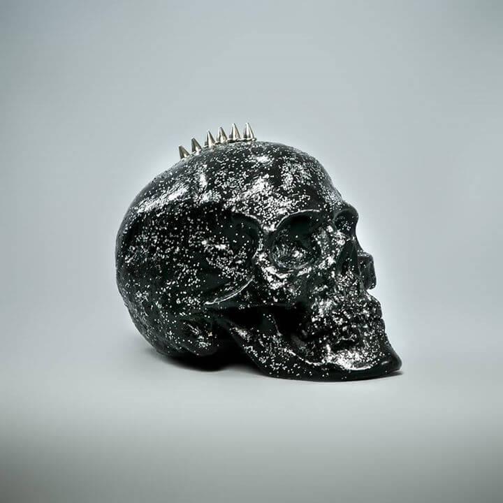 Handmade Skull Skull.A (2)