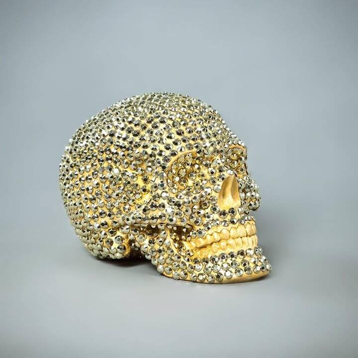 Handmade Skull Skull.A (3)
