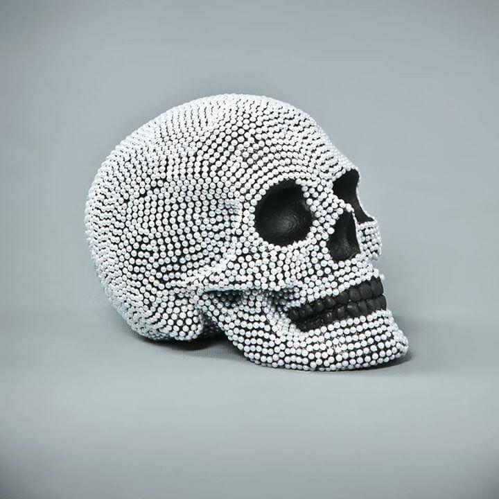 Handmade Skull Skull.A