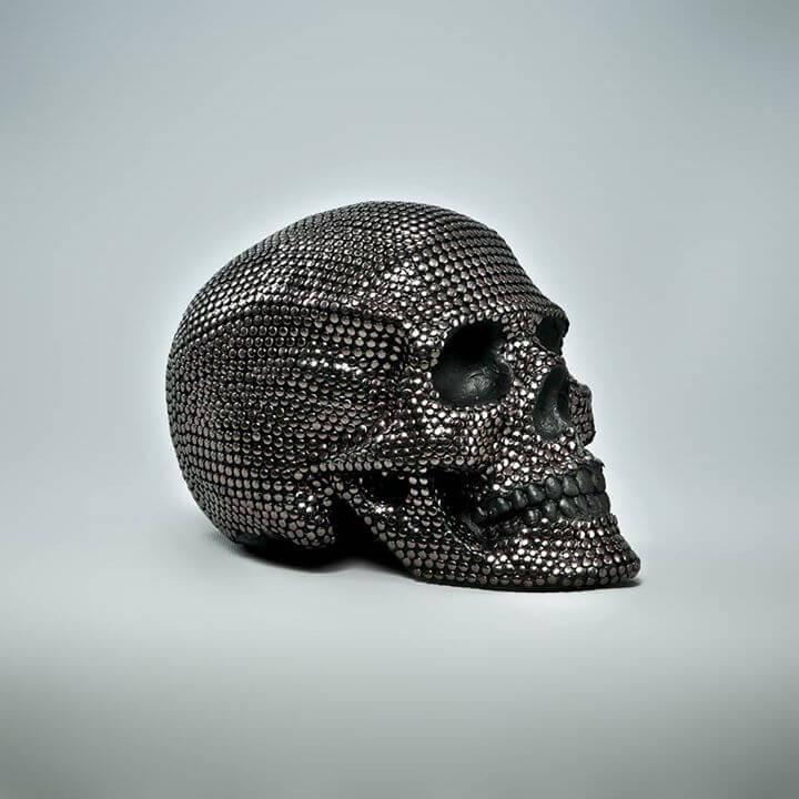 Handmade Skulls from Skull.A (2)