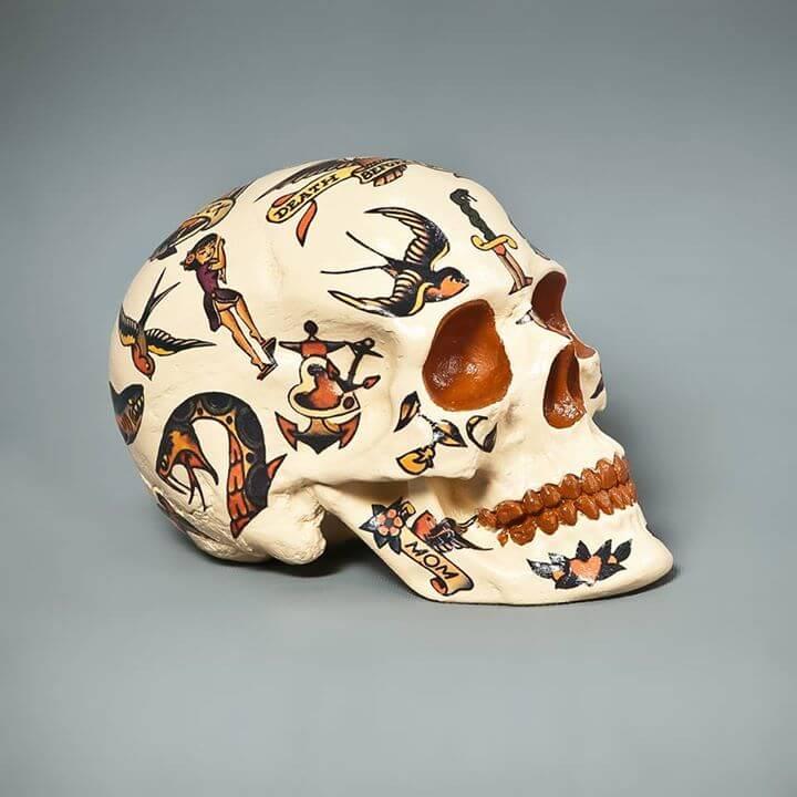 Handmade Skulls from Skull.A (3)
