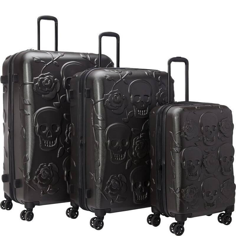 IT Luggage Skull Set (2)