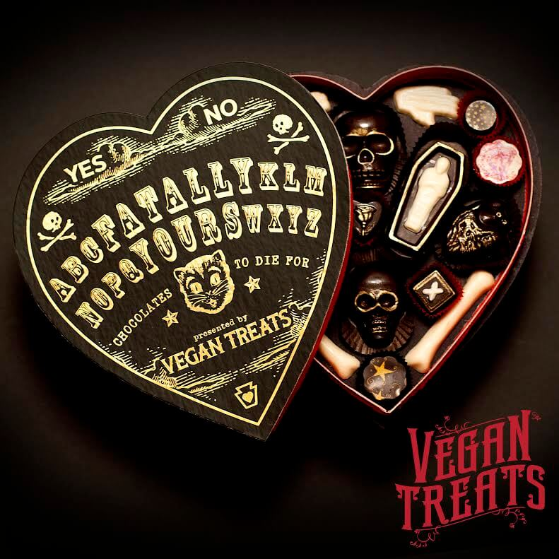 Vegan Treats Fatally Yours Chocolates
