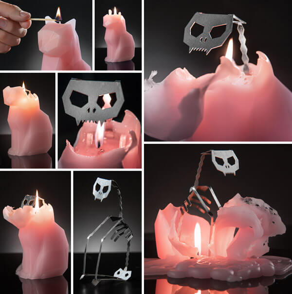 PyroPet candles