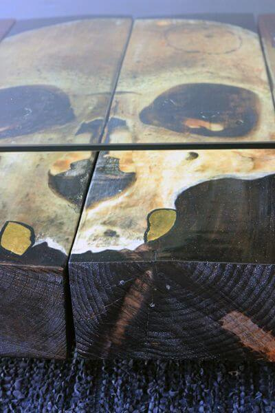 Skull Reclaimed Coffee Table (2)