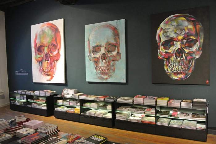 Skull artwork by Steve Locatelli (3)