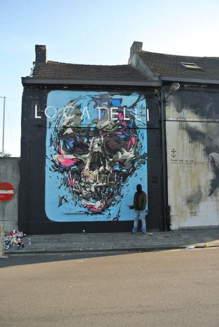 Skull artworks by Steve Locatelli (2)
