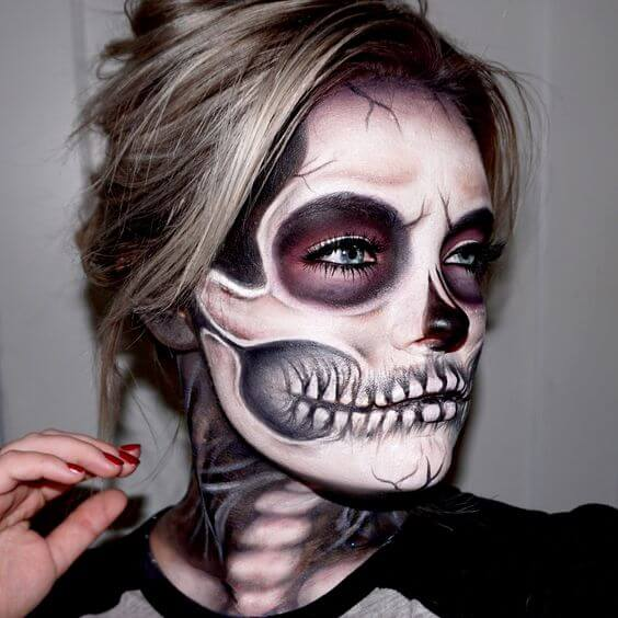 skeleton-makeup-idea-2