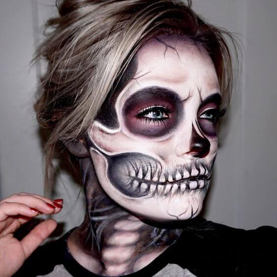 skeleton-makeup-idea-2