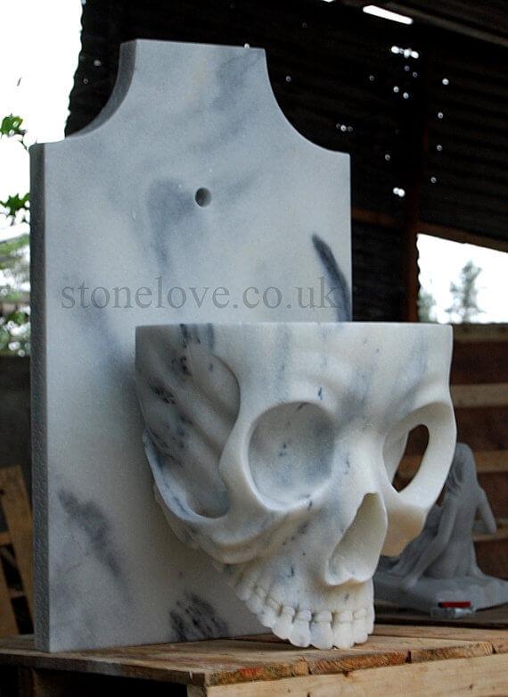 marble-skull-sink