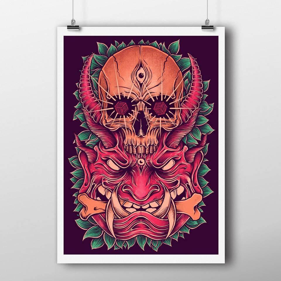 Demons, Devils, Ogres or Trolls
