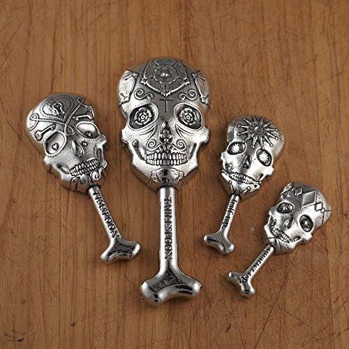 Calavera Measuring Spoons (2)