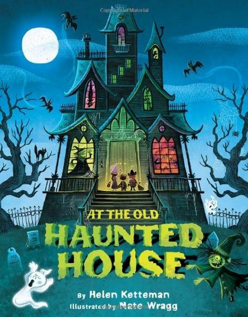 Libros de Halloween para niños 9