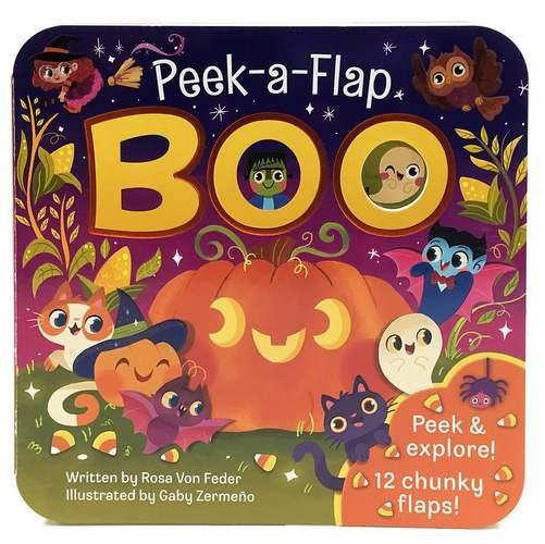 Libros de Halloween para niños 28