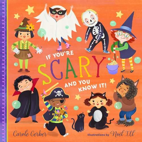 Libros de Halloween para niños 13