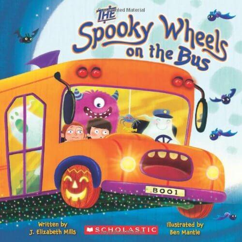 Libros de Halloween para niños 12