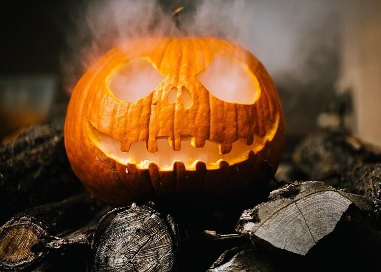 Prepárate con más de 20 decoraciones de Halloween para interiores 2