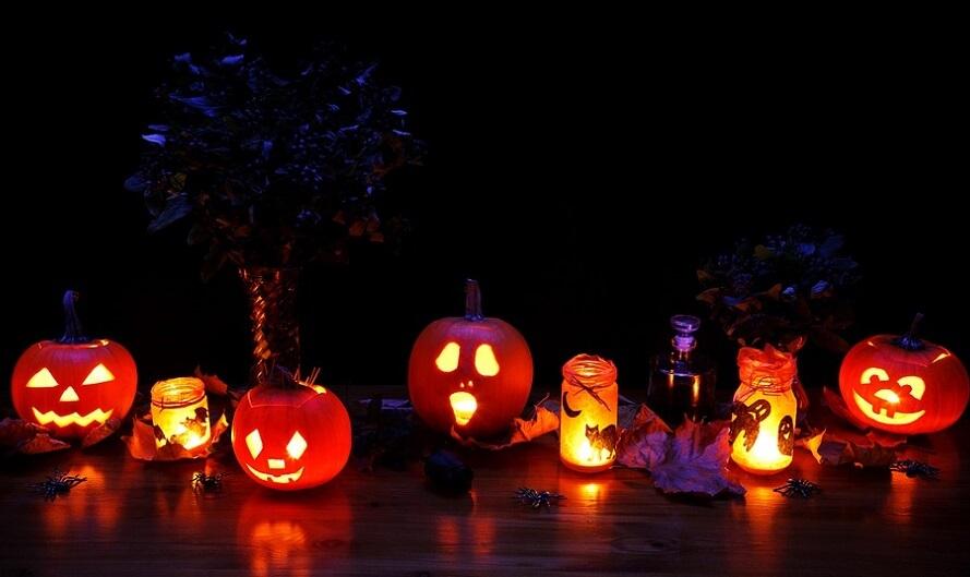Prepárate con más de 20 decoraciones de Halloween para interiores 1